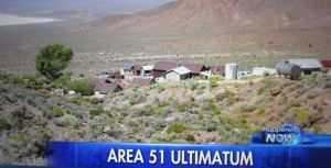 Area 51 (Groom Lake) and Groom Mine