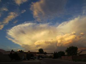 Amazing clouds of NM