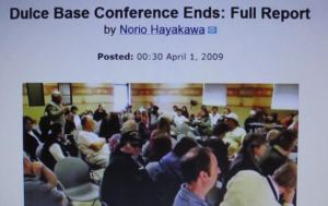 Dulce Base Conference