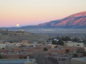 Full moon, Rio Rancho 2