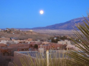 Full Moon, Rio Rancho
