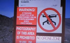 New Sign at Area 51