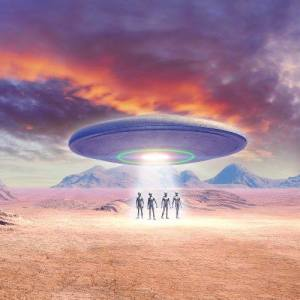 UFOs and Aliens