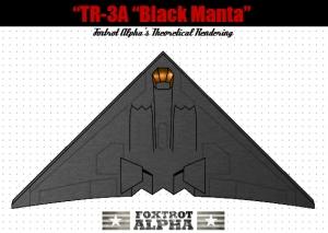 TR-3A Black Manta