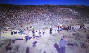 Area 51 gathering