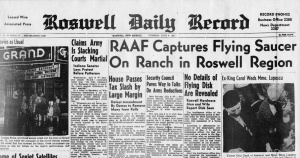 RoswellDailyRecordJuly8_1947